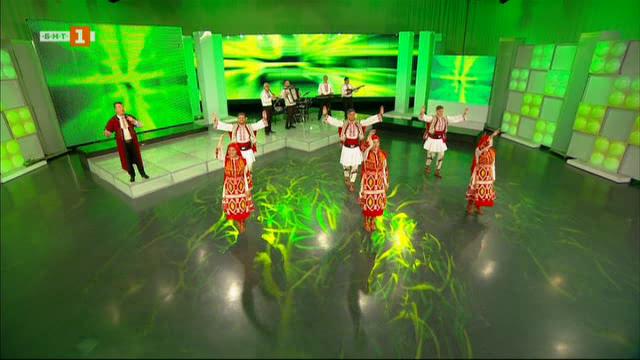 Илия Луков и Представителен танцов ансамбъл Мездра