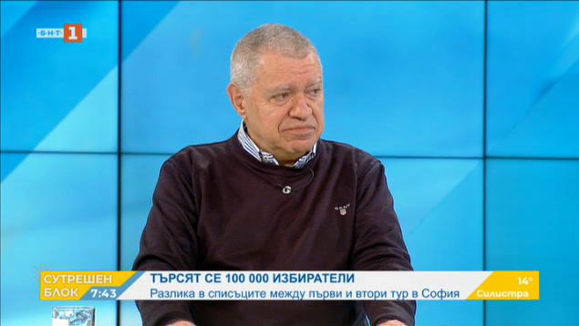Михаил Константинов: Няма нарушения, за да се касира вотът