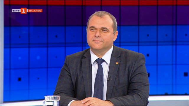 Управленската коалиция след местните избори - разговор с Искрен Веселинов