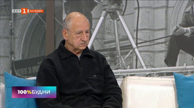 Павел Поппандов за новите си роли в киното