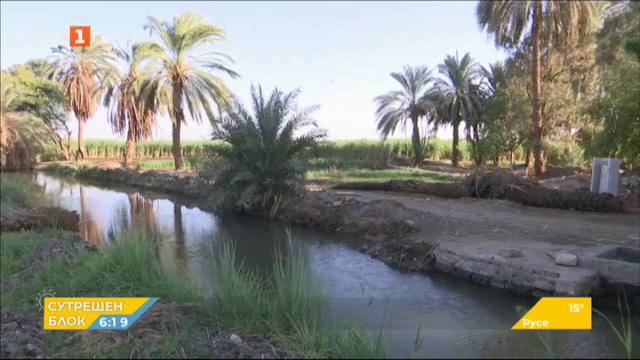 Климатичните промени засягат водите на Нил