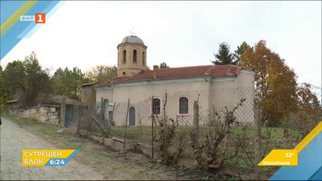 Обрани църкви в Русенско