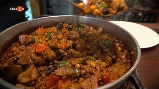 Кулинарно пътешествие из Валенсия - вкусната паеля
