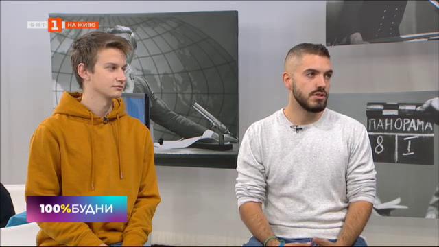 Български ученици разработват роботи