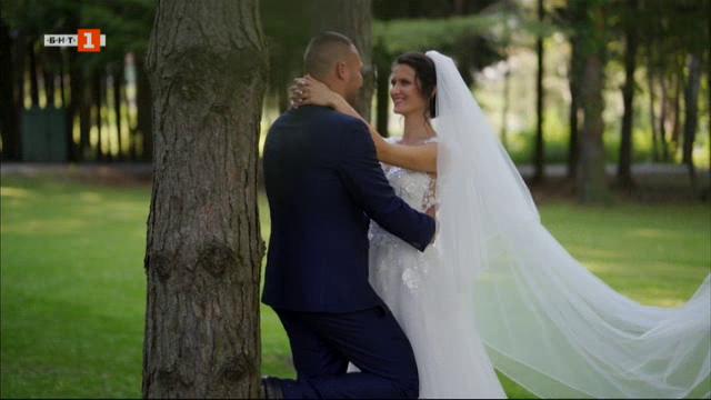 Как се променят сватбените традиции