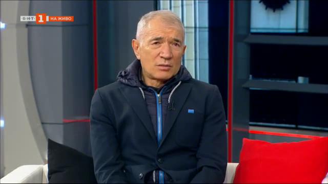 Преди мача Кубрат Пулев - Райдъл Букър - коментар на Палми Ранчев