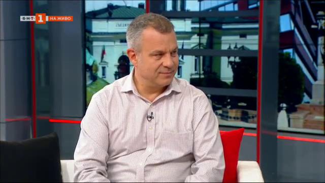 Проблемите пред БНТ като обществена телевизия -  Емил Кошлуков
