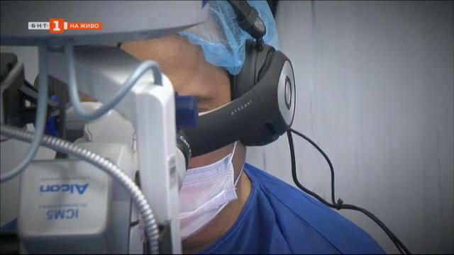 Иновативен метод в очните операции