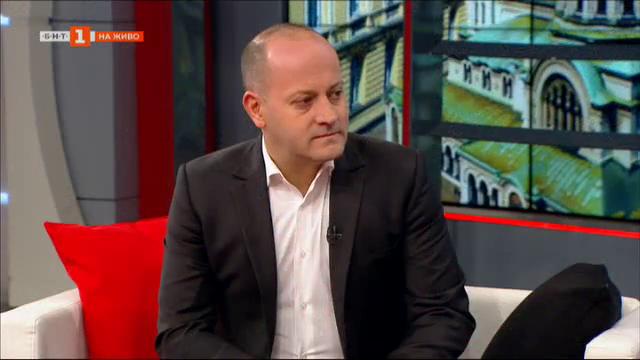 Битки и поражения вдясно - евродепутатът и зам.-председател на ДСБ Радан Кънев