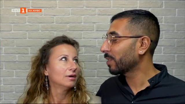 Какво събра рапъра 100 кила с народната певица Албена Вескова?