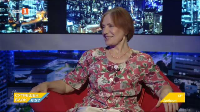 БНТ на 60: Любимите телевизионни лица - Йълдъз Ибрахимова