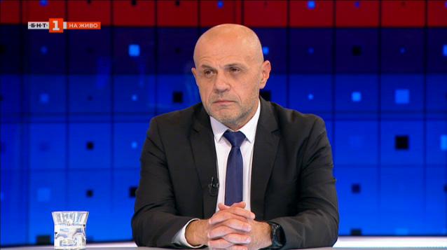 Томислав Дончев: Времената се менят и това налага промени в партийния организъм