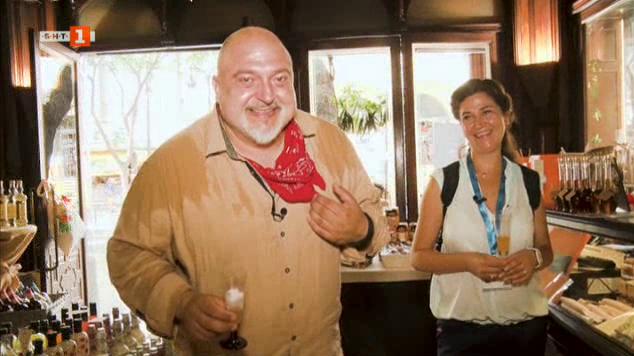 Вкусната Европа: Разходка из Валенсия