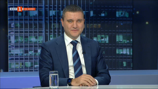Политика и пари – министър Владислав Горанов