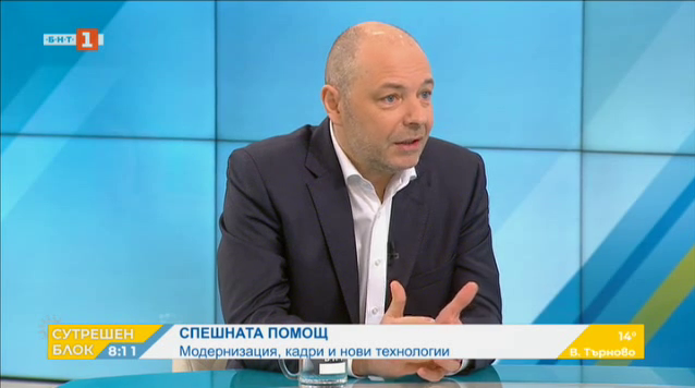 Проф. Габровски: Спешната медицина е най-чувствителната в системата