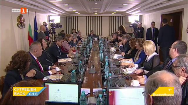 Президентът и премиерът за избора на Иван Гешев за главен прокурор