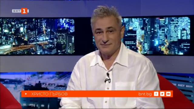 Христо Гърбов и Акага в БНТ на 60
