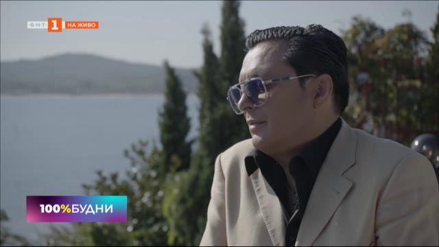 Васил Петров за новия си клип и фурора на джаз фестивала в Доха