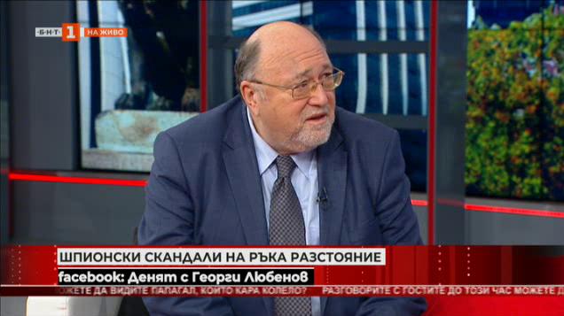 Ал. Йорданов: Създава се втора руска държава на Балканите