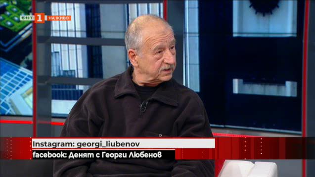 На сцената на изкуството - актьорът Павел Поппандов