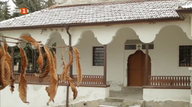 Белащенският манастир Св. Георги Победоносец