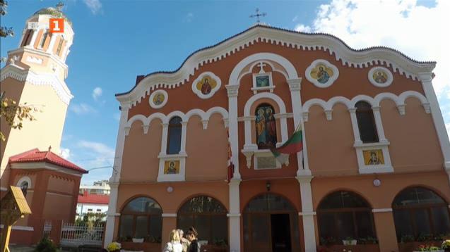 Храм Св. първовърховни ап. Петър и Павел в Силистра