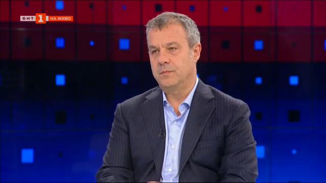 Евровизия и българският изпълнител - генералният директор на БНТ Емил Кошлуков
