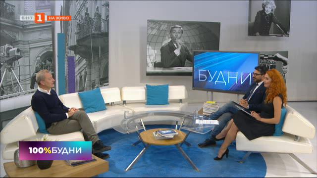 """Виктор Чучков за новия си филм по романа """"18% сиво"""""""