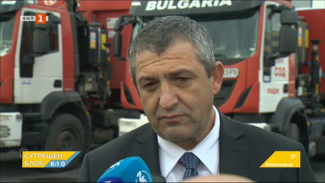 Микробус с откраднати български номера,превозващ мигранти, катастрофира