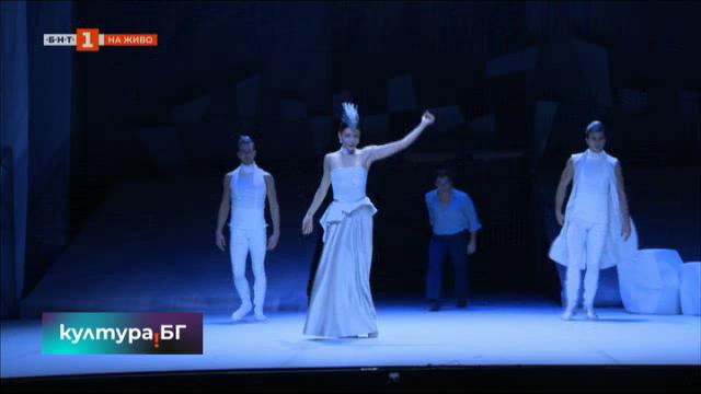 """Балет """"Арабеск"""" с премиера на """"Снежната кралица"""" в Музикалния театър"""