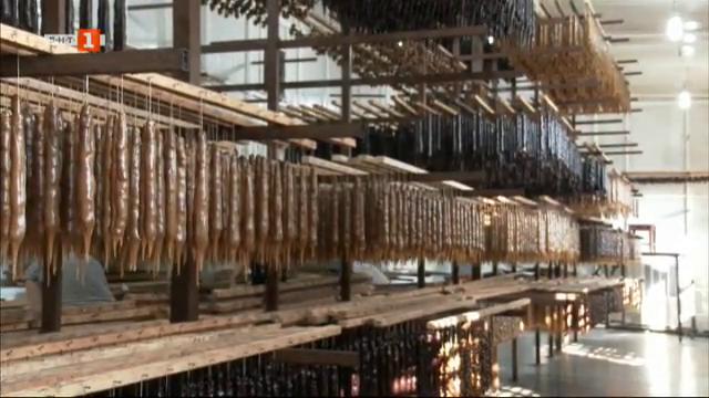 Чурчхела – супер храната традиционна за Грузия