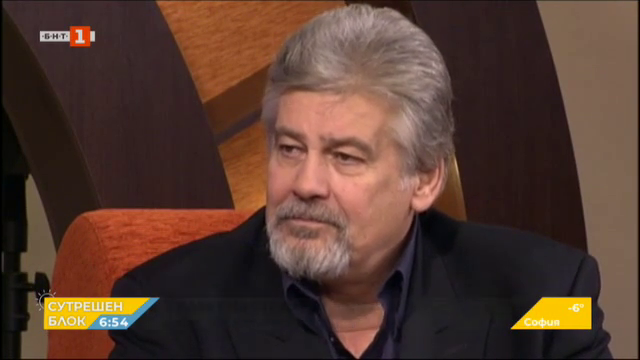 В памет на Стефан Данаилов - интервю от 2008 г.