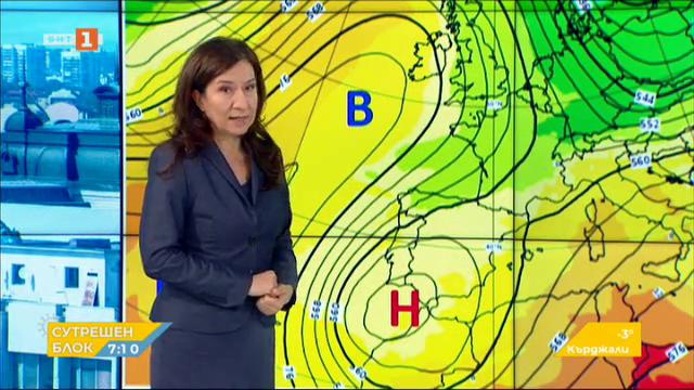 Какво време ни очаква през декември - прогноза на Анастасия Стойчева