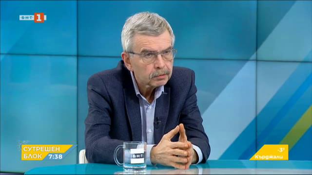 Задава ли се нова финансова криза - коментар на финансиста Емил Хърсев