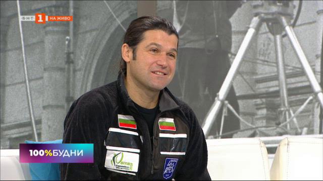 Атанас Скатов – веганът, който изкачи 10 осемхилядника