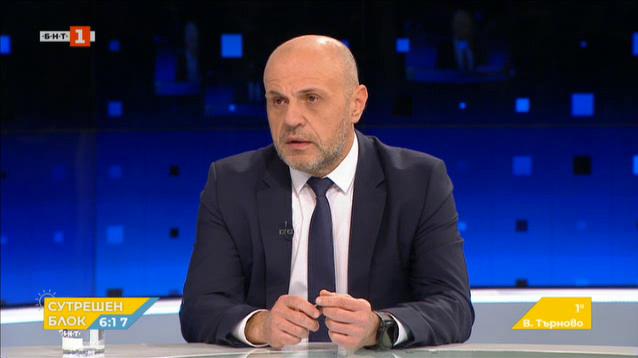 Дончев отрече твърденията, че България бави Турски поток