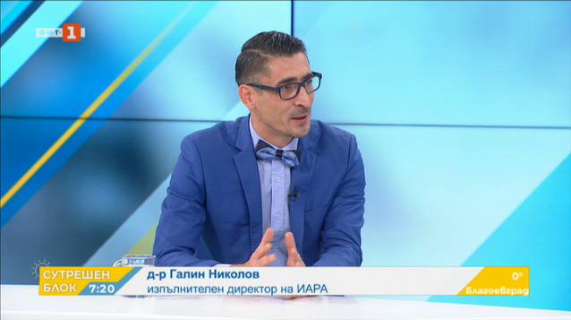 Галин Николов, ИАРА: Има положителен тренд в износа на риба