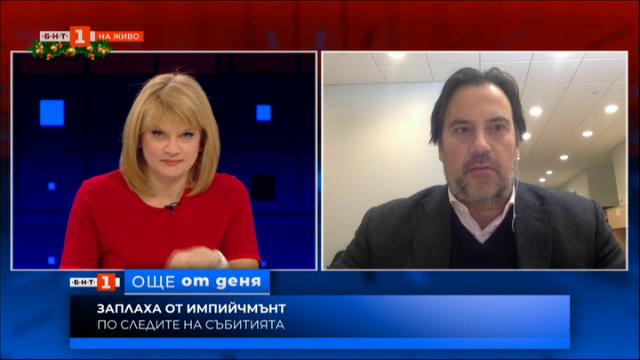 НАТО и други политически бури - анализ на Димитър Бечев