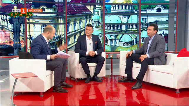 Справедливи ли са новите данъци за старите коли: Георги Георгиев и Калоян Паргов