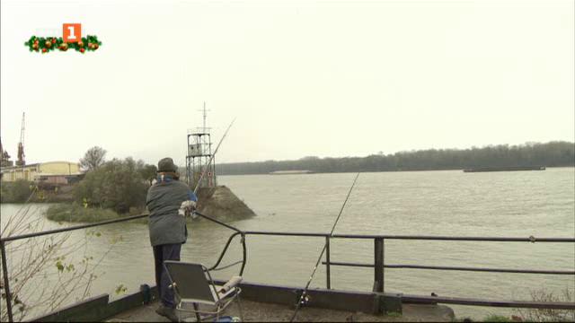 Как се ловят никулденски риби в Дунава