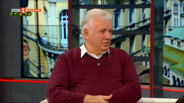 Новите линии на метрото - разговор със Стоян Братоев