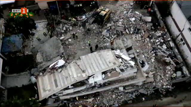 6.4 по Рихтер - бедствие до разлома
