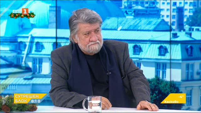 Вежди Рашидов: Нужен е нов медиен закон, за да се гарантира свободата на словото