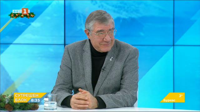 Проф. Христо Пимпирев: В Антарктида промените на климата се виждат ясно