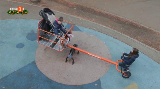 Люлка за деца с увреждания