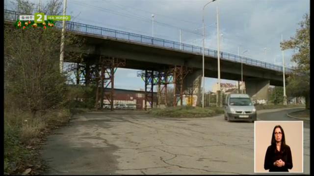 Тежко е състоянието на Сарайския мост в Русе