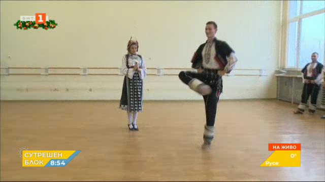 Коледен концерт на Националното училище по танцово изкуство