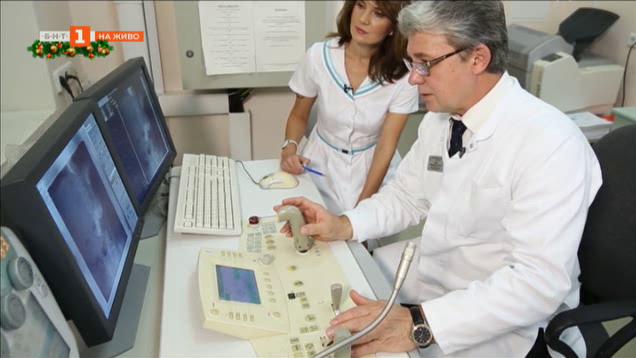 Образната диагностика и приложението й в практиката