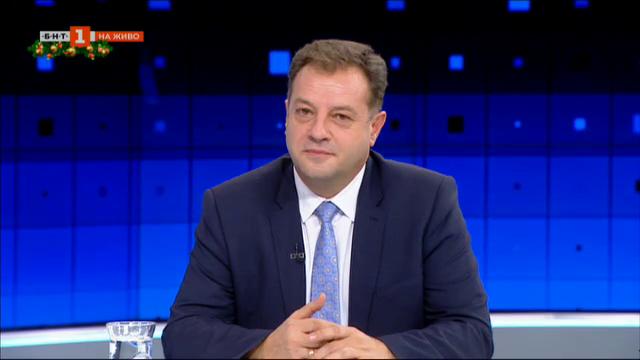 Местната власт и държавата - кметът на Велико Търново Даниел Панов