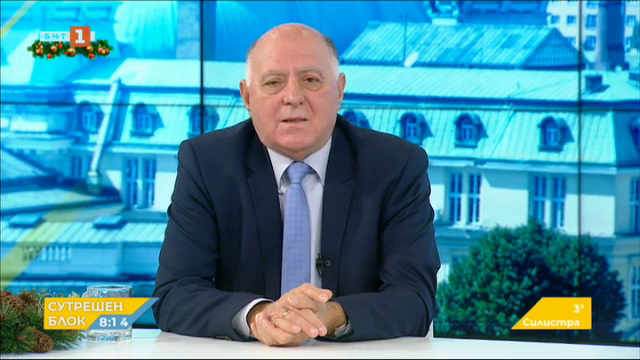 Правосъдие и нови идеи - представляващият ВСС Боян Магдалинчев